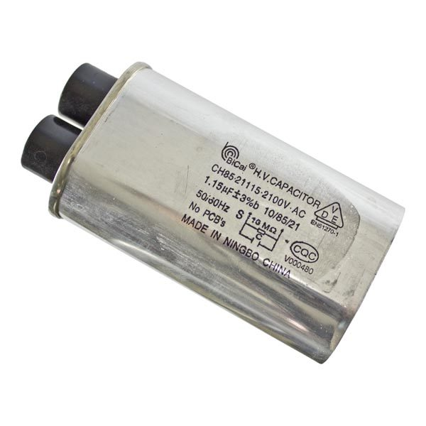 Condensador 2100V