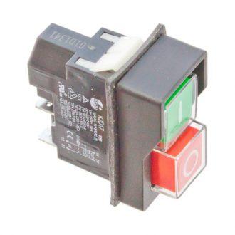 Interruptor / Pulsador Tipo KJD17 230V