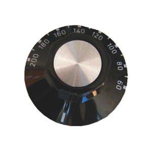 Manipulo do Termostato 50-200ºC