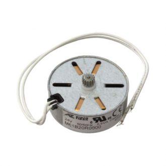 Motor do temporizador Rotação esquerda 24V AC