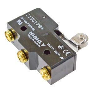 Microinterruptor de porta 230V