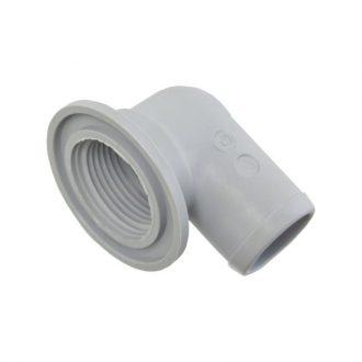 Curva de ligação ao Tubo de esgoto