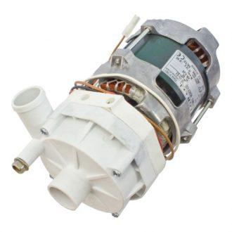 Bomba de lavagem 0,33 HP Rotação direita 230V