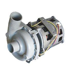 Bomba de lavagem Rotação esquerda 230V / 550W