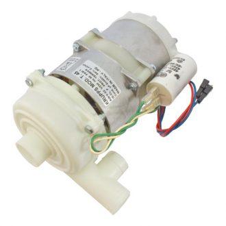 Bomba de lavagem 0,45 HP Rotação esquerda 230V