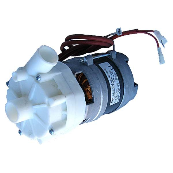Bomba de lavagem 0,15HP Rotação esquerda  230V