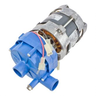 Bomba de lavagem 0,26 HP Rotação esquerda 230V