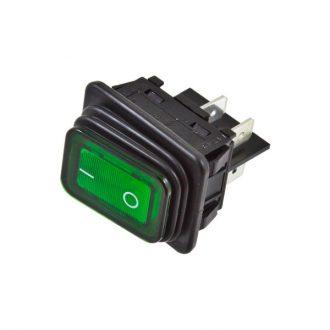 Interruptor Verde  230V