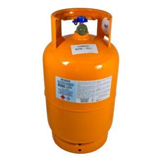 Garrafa R-290 Ecorefrigerante