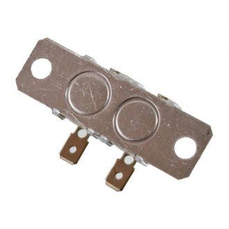 Micro Termostato de Segurança NC300º p/ máquina Secar