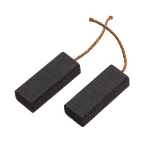 Escova de Carvão 25 x  6,4 x  10 mm
