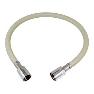 Tubo Flexível Rosca: F 1/2 - F 1/2 p/ Chuveiro de Cozinha