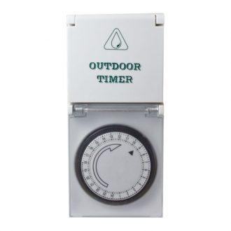 Temporizador programável p/ tomadas  230V / 3500W