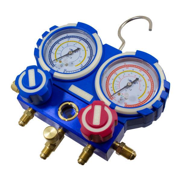 Manómetro Pulse free R32 | R407 | R410