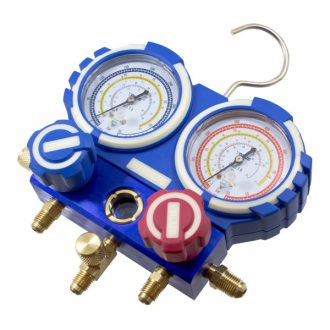 Manómetro simples Pulse free R32   R407  410
