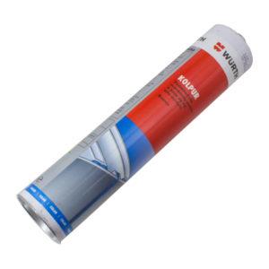Silicone Cola Veda Kolpur Branco p/ aplicação de silicone Profissional