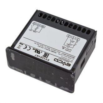 Termostato Digital EVCO C/ Sonda incluida p/ 1 Sondas 230V