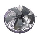 Ventilador axial 5 pás de 230V