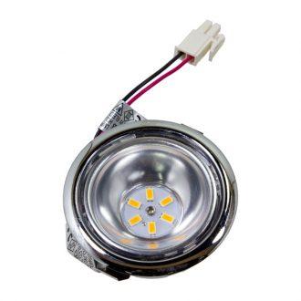 Foco de Luz 300º p/ Exaustor de 230V