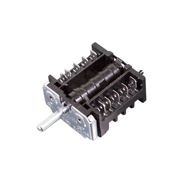 Comutador/Seletor 0-1 Posições de 250V