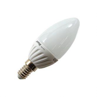 Lâmpada Led 2800k Branco Quente E14 de 230V 6W