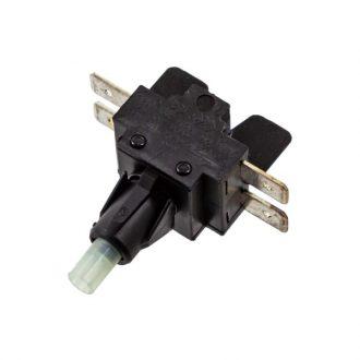 Interruptor Veio curto C/ Estrias Interiores de 230V