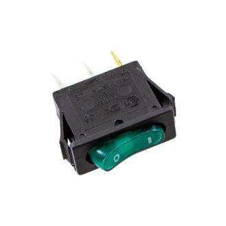 Interruptor  Verde de 230V